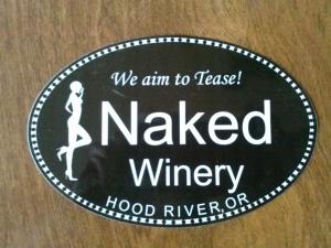 Naked Winery logo