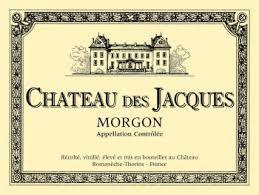 Chateau Des Jacques Morgon