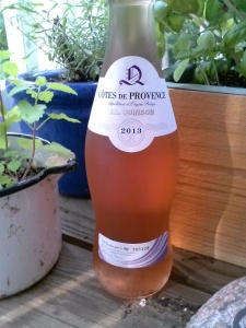 JL Quinson Rosé Côtes de Provence